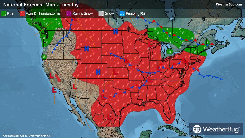 Long Island, ME | Current Weather Forecasts, Live Radar Maps & News |  WeatherBug