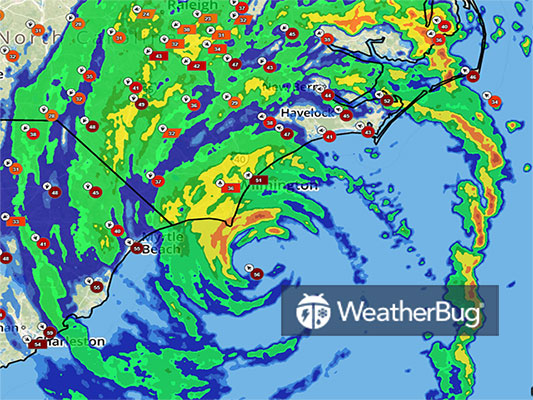 Bronx, NY | Current Weather Forecasts, Live Radar Maps & News | WeatherBug