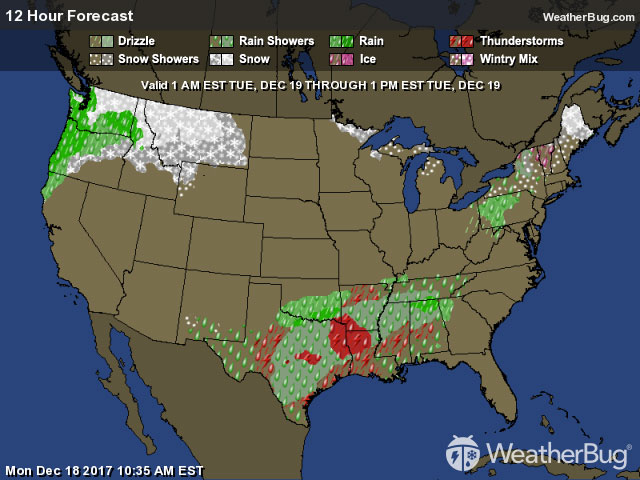 Houston TX Current Weather Forecasts Live Radar Maps News - Us thunderstorm map