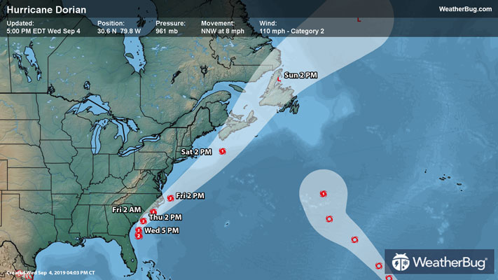 Local and National Weather Forecasts, Radar & News | WeatherBug