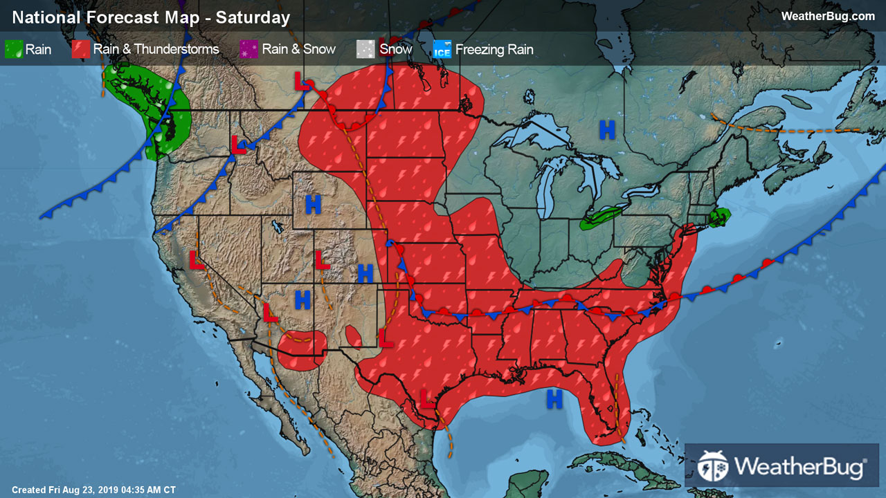 Local and National Weather Forecasts, Radar & News | WeatherBug on walmart state maps, rand mcnally state maps, aol state maps, google state maps, bing state maps, brazil state maps, amazon state maps, microsoft state maps, europe state maps, mapquest state maps,