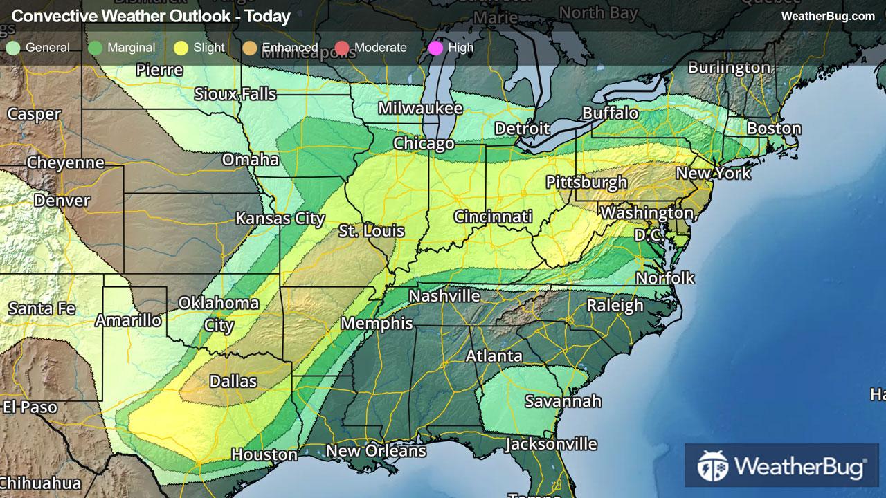 4d1af075e16 Local and National Weather Forecasts, Radar & News | WeatherBug