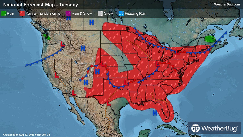 Aromas, CA | 10-Day Weather Forecasts & Weekend Weather | WeatherBug